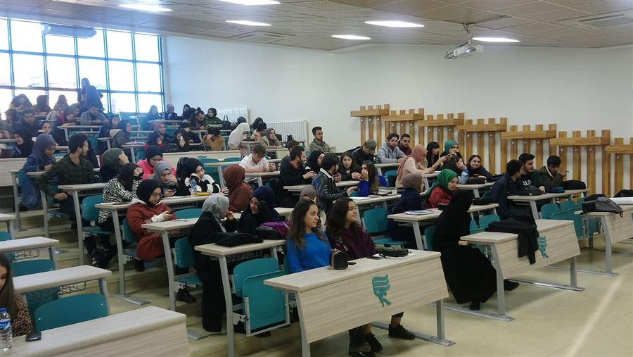 Recep Tayyip Erdoğan Üniversitesinde Tüketici Hakem Heyetleri Görev ve İşlevi Konulu Konferans